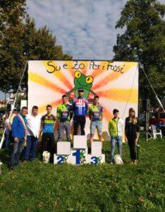 """Trofeo giovanile """"PINOCCHIO IN BICICLETTA 2017"""", La ASD SC DOPLA chiude la stagione con la conquista del 3° posto in classifica generale"""
